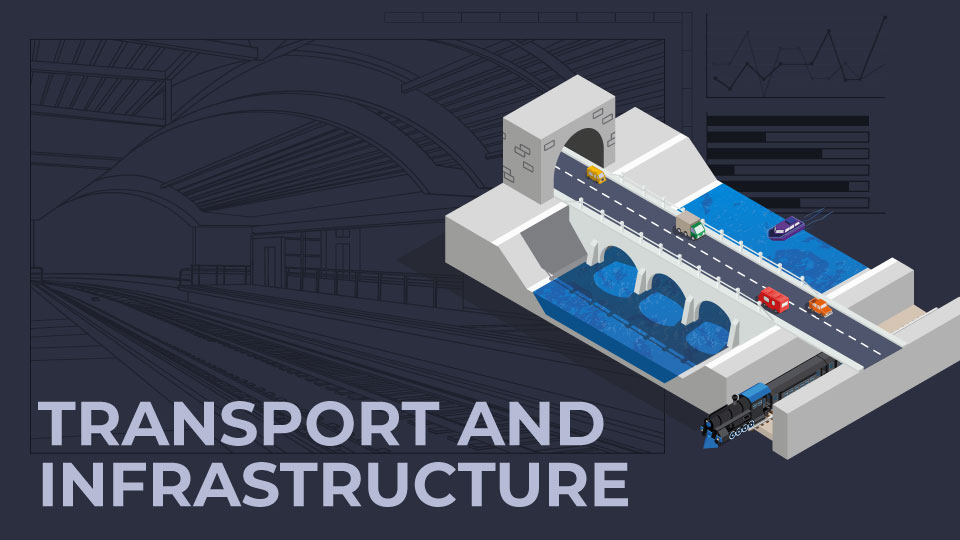 Infrastructure and transport